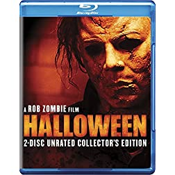 Halloween (2-Disc Unrated Collector's Edition) [Blu-ray]