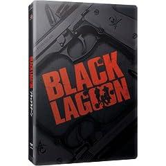 Black Lagoon: Season 1, Vol. 1 - Limited Edition (Steelbook)