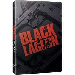 Black Lagoon: Season 1, Vol. 1 - Limited Edition (Steelbook)