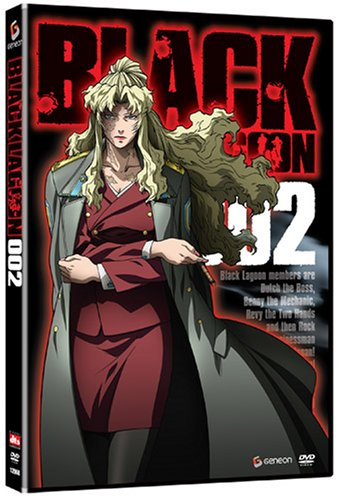 Black Lagoon: Season 1, Vol. 2