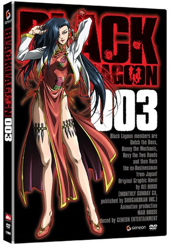 Black Lagoon: Season 1, Vol. 3