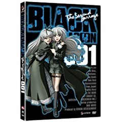 Black Lagoon: The Second Barrage, Vol. 1