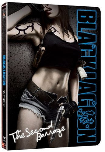 Black Lagoon: The Second Barrage, Vol. 1 - Limited Edition (Steelbook)