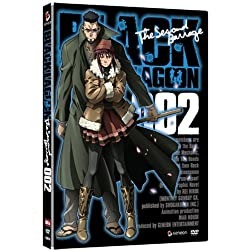 Black Lagoon: The Second Barrage, Vol. 2