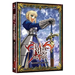 Fate Stay Night Box Set