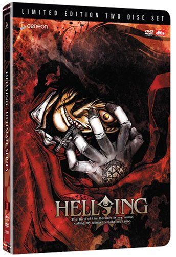 Hellsing Ultimate, Vol. 1 - Limited Edition (Steelbook)