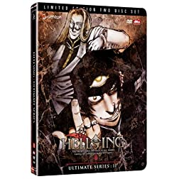 Hellsing Ultimate, Vol. 2 - Special Limited Edition (Steelbook)