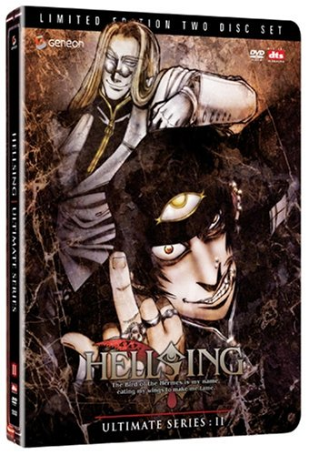 Hellsing Ultimate, Vol. 2 - Special Limited Edition (Steelbook)