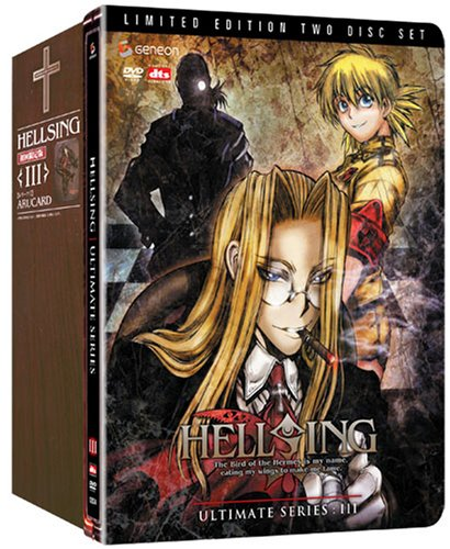 Hellsing Ultimate, Vol. 3 - Limited Edition (Steelbook)