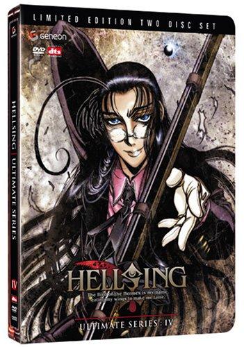 Hellsing Ultimate, Vol. 4 - Special Limited Edition (Steelbook)