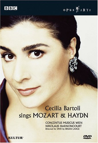 Cecilia Bartoli Sings Mozart and Haydn