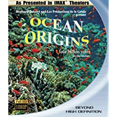 Ocean Origins (IMAX) [Blu-ray]