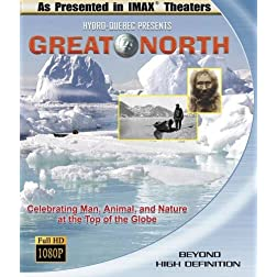 Great North (IMAX) [Blu-ray]