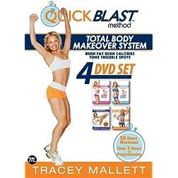 Tracey Mallett: Quickblast Method 4-pack