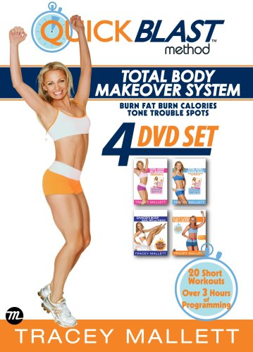 Tracey Mallett: Quickblast Method 4-pack