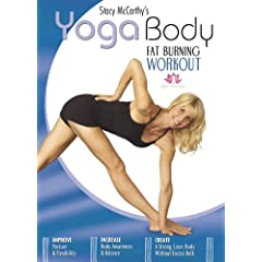 Stacy McCarthy Yoga Body-Fat Burning Workout