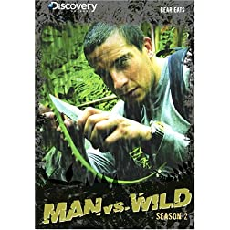 Man vs. Wild Season 2 - Bear Eats