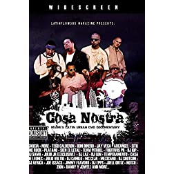 COSA NOSTRA DVD