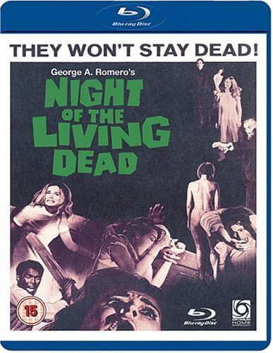 Night of the Living [Blu-ray]