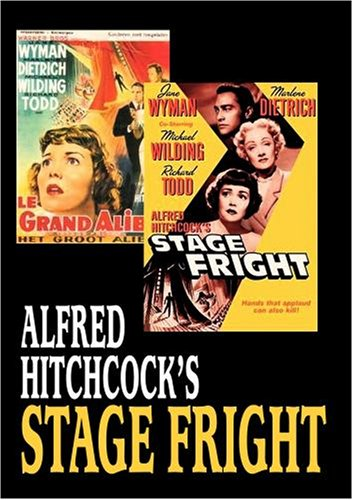 Alfred Hitchcock's Stage Fright