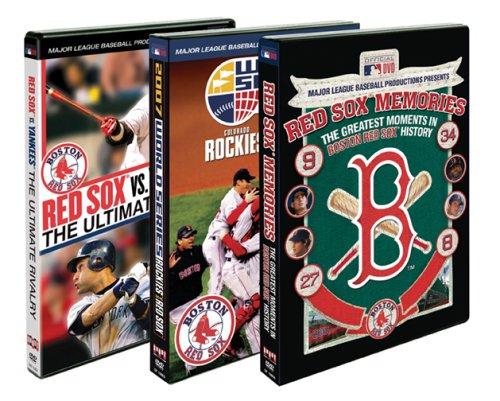 Red Sox Triple Pack