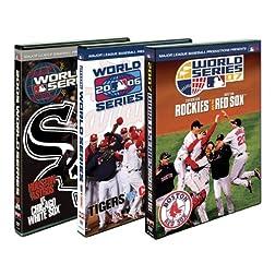 World Series Triple Pack