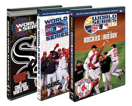 World Series Triple Pack