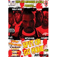 Spit or Go Home, Vol. 3: Just Business