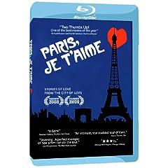 Paris, je t'aime [Blu-ray]