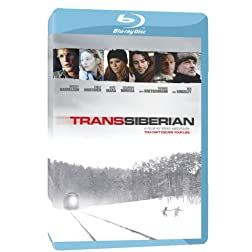 Trans-Siberian [Blu-ray]