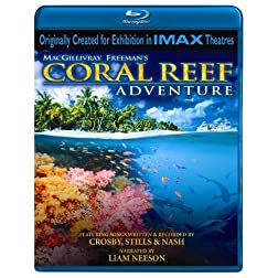Coral Reef Adventure [Blu-ray]