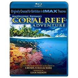 Coral Reef Adventure [Blu-ray]
