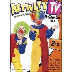 ActivityTV Halloween V.1 2-DVD Pack