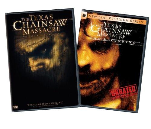The Texas Chainsaw Massacre/Texas Chainsaw Massacre: The Beginning