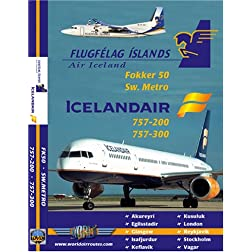Icelandair Boeing 757-200 & Boeing 757-300