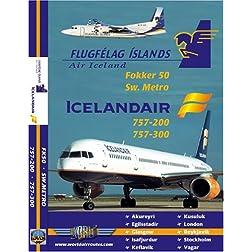 Icelandair Boeing 757-200 & Boeing 757-300