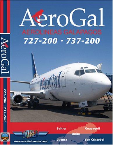 AeroGal Boeing 727-200 & Boeing 737-200