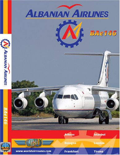 Albanian Airlines BAe146