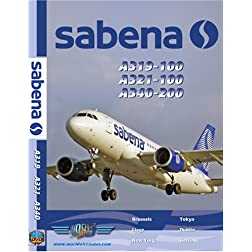 Sabena Airbus A319, Airbus A321 & Airbus A340