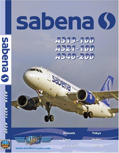 Sabena Airbus A319, Airbus A321 & Airbus A340