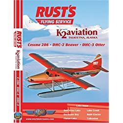 Rusts Flying Service & K2 Aviation Cessna, Beaver & Otter