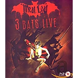 3 Bats Live [Blu-ray]