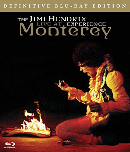 Live at Monterey [Blu-ray]