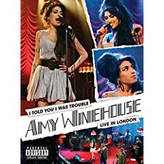 Amy Winehouse I Told You I Was Trouble (Live in London) [Blu-ray]