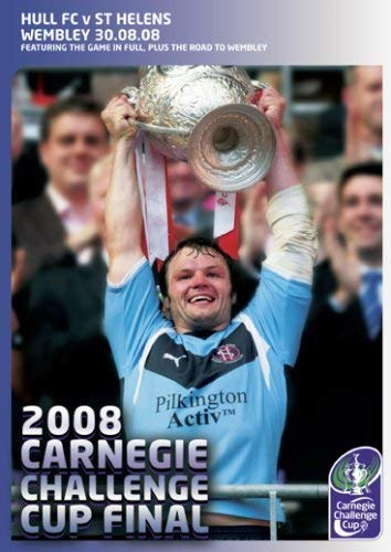 Carnegie Challenge Cup Final 2008