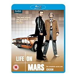 Life on Mars Series 1 [Blu-ray]
