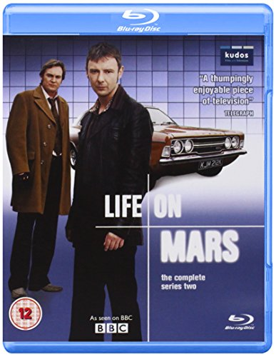 Life on Mars Series 2 [Blu-ray]