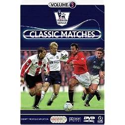 Vol. 1-Premier League Classic Matches
