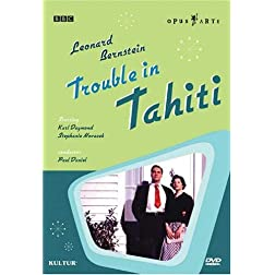Leonard Bernstein - Trouble in Tahiti / Tom Cairns, Stephanie Novacek, Karl Daymond