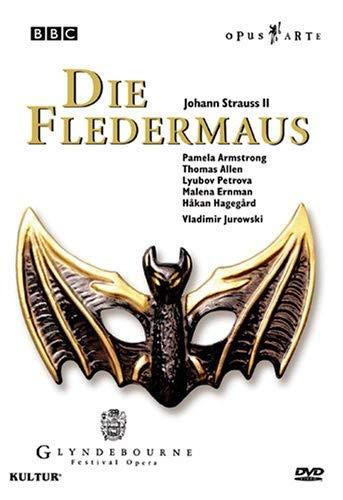 Die Fledermaus - Strauss / Pamela Armstrong, Thomas Allen, Glyndebourne Chorus, London Philharmonic, Opus Arte